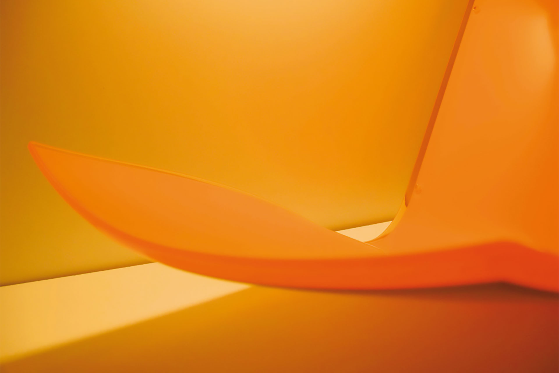 Plexiglass per illuminazione e diffusione led