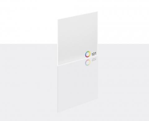 SATINPLEX acrylic sheet