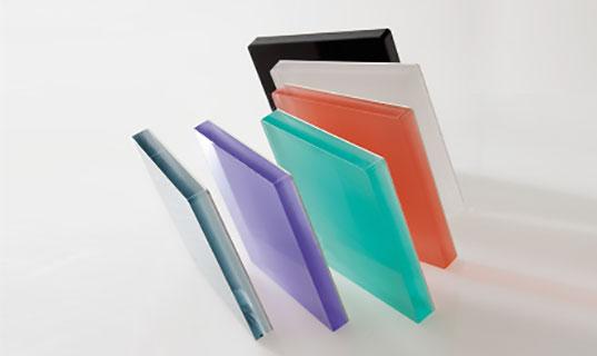 Plexiglass Brandizzato